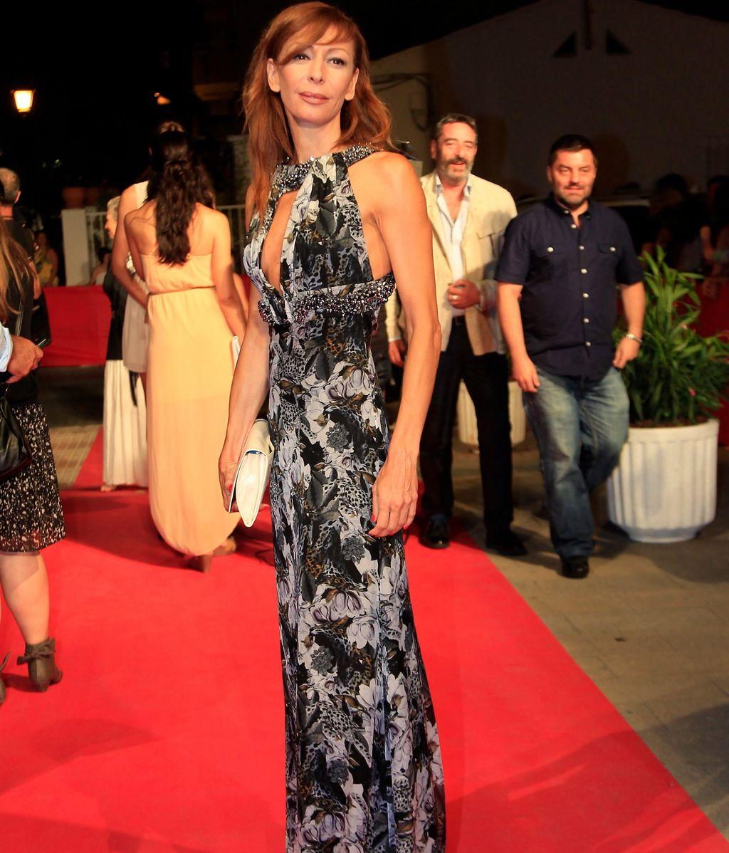 La actriz Elisa Matilla