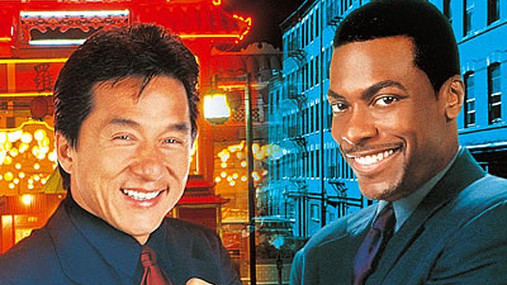 Jackie Chan y Chris Tucker