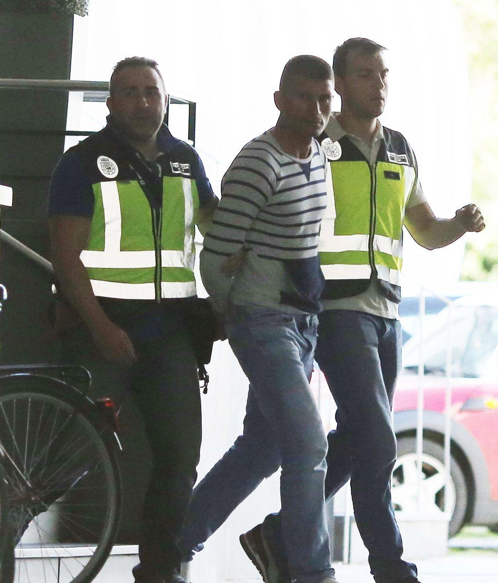 Detenido en Valencia el presunto asesino de una mujer de 32 años en Almería.
