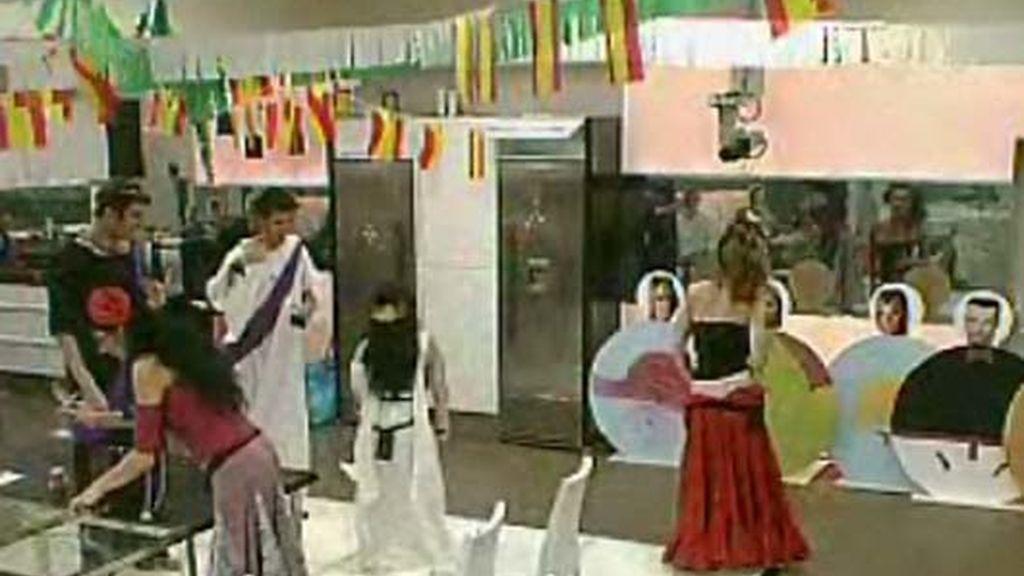 Fiesta 'intercambio de culturas'