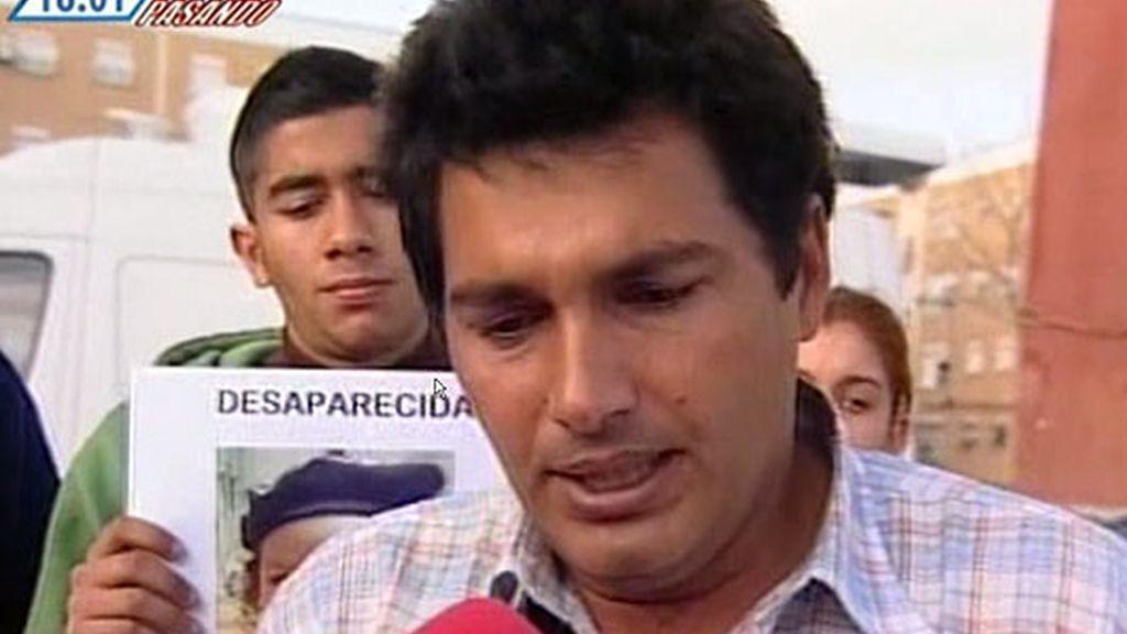 José Fernández, tío de la desparecida