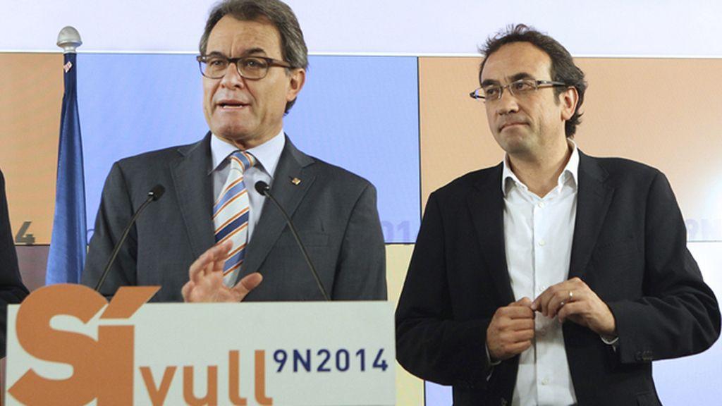 """Rull admite el impacto """"contundente"""" en CDC del anuncio de Jordi Pujol"""