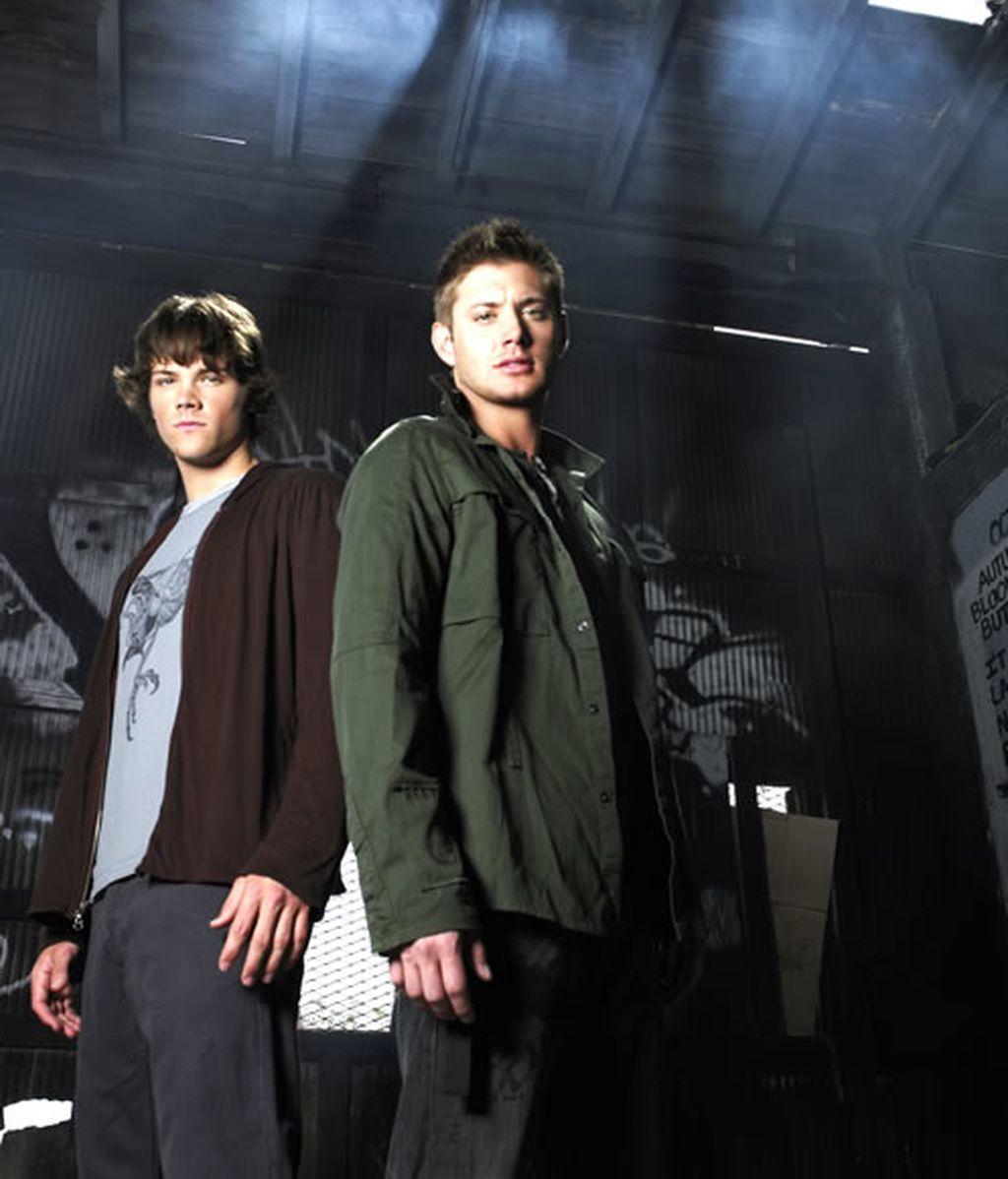 Sam y Dean Winchester