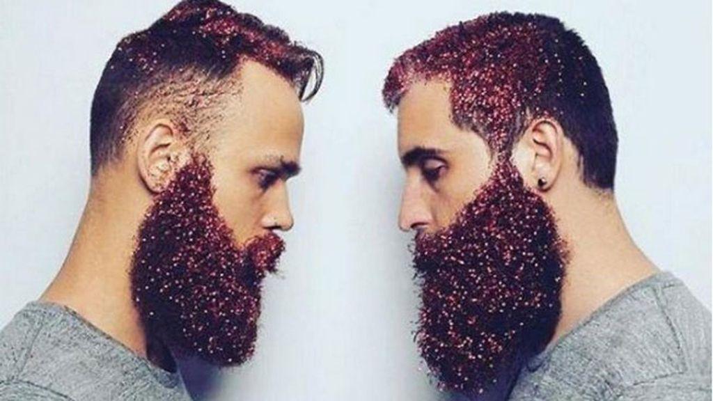 Llegan los 'glitterbearded'