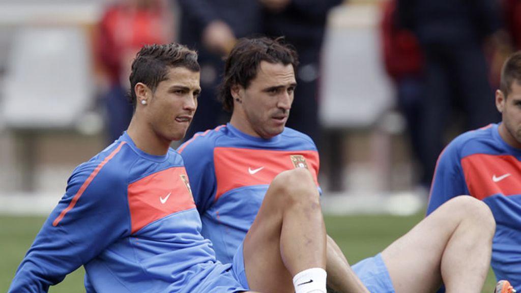 Cristiano, a punto para debutar en el Mundial