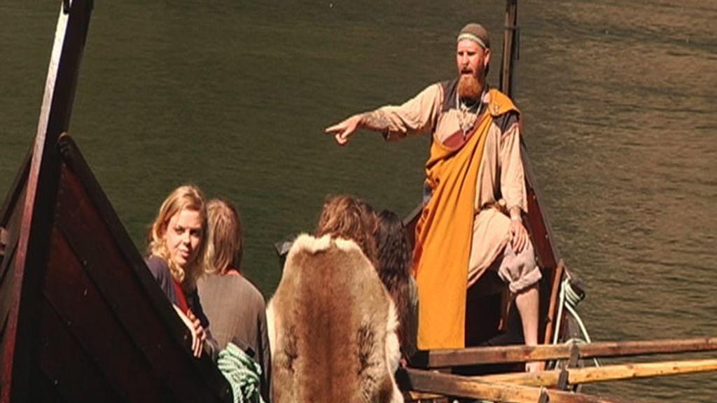 ¡Qué llegan los vikingos!