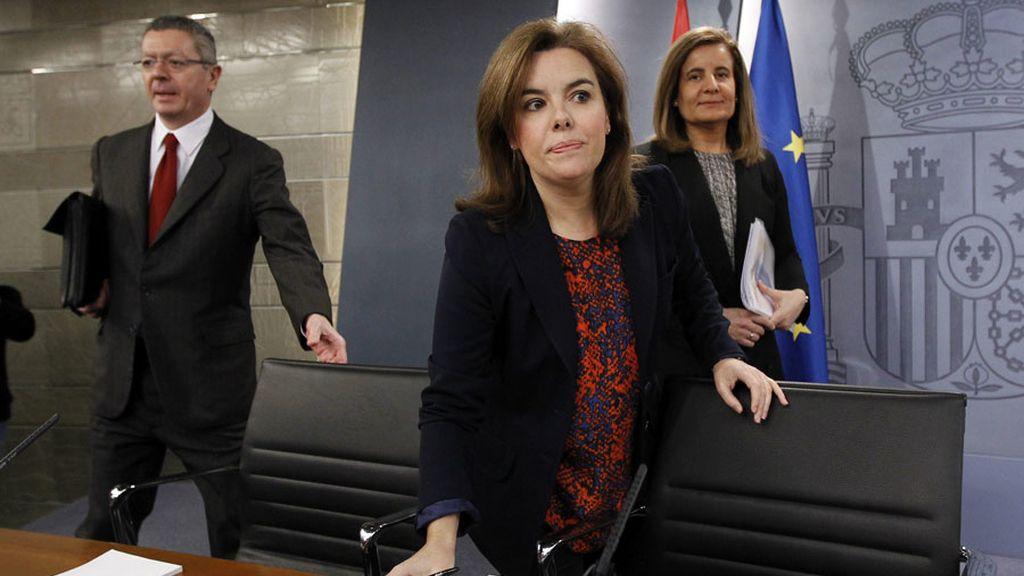 El Consejo de Ministro aprueba la ley del aborto
