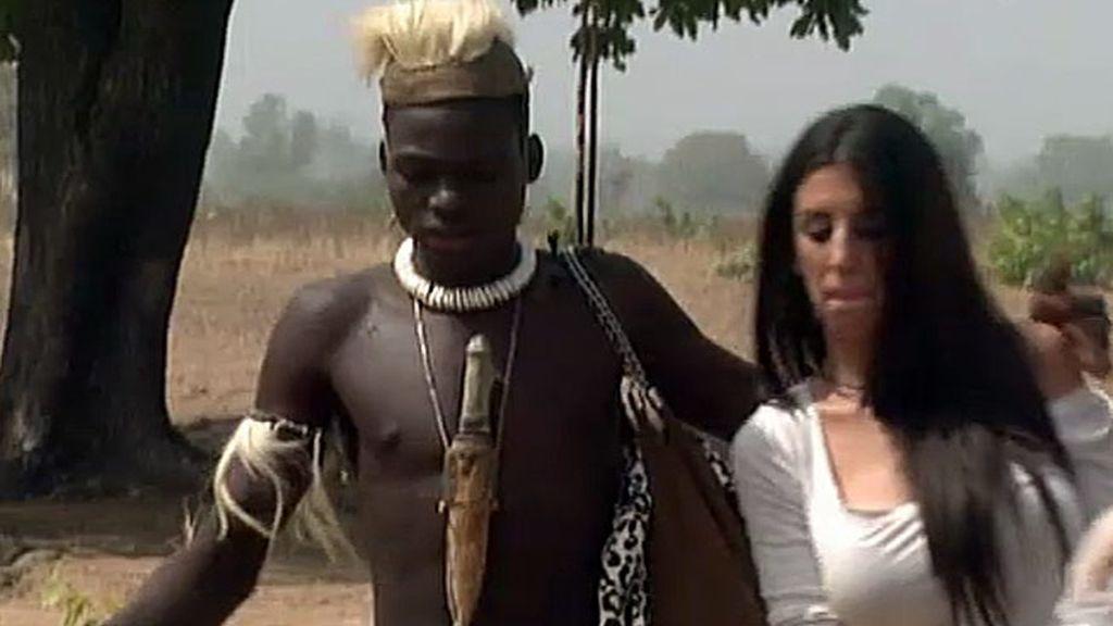 Los San Sebastián conocen a la tribu Tamberna