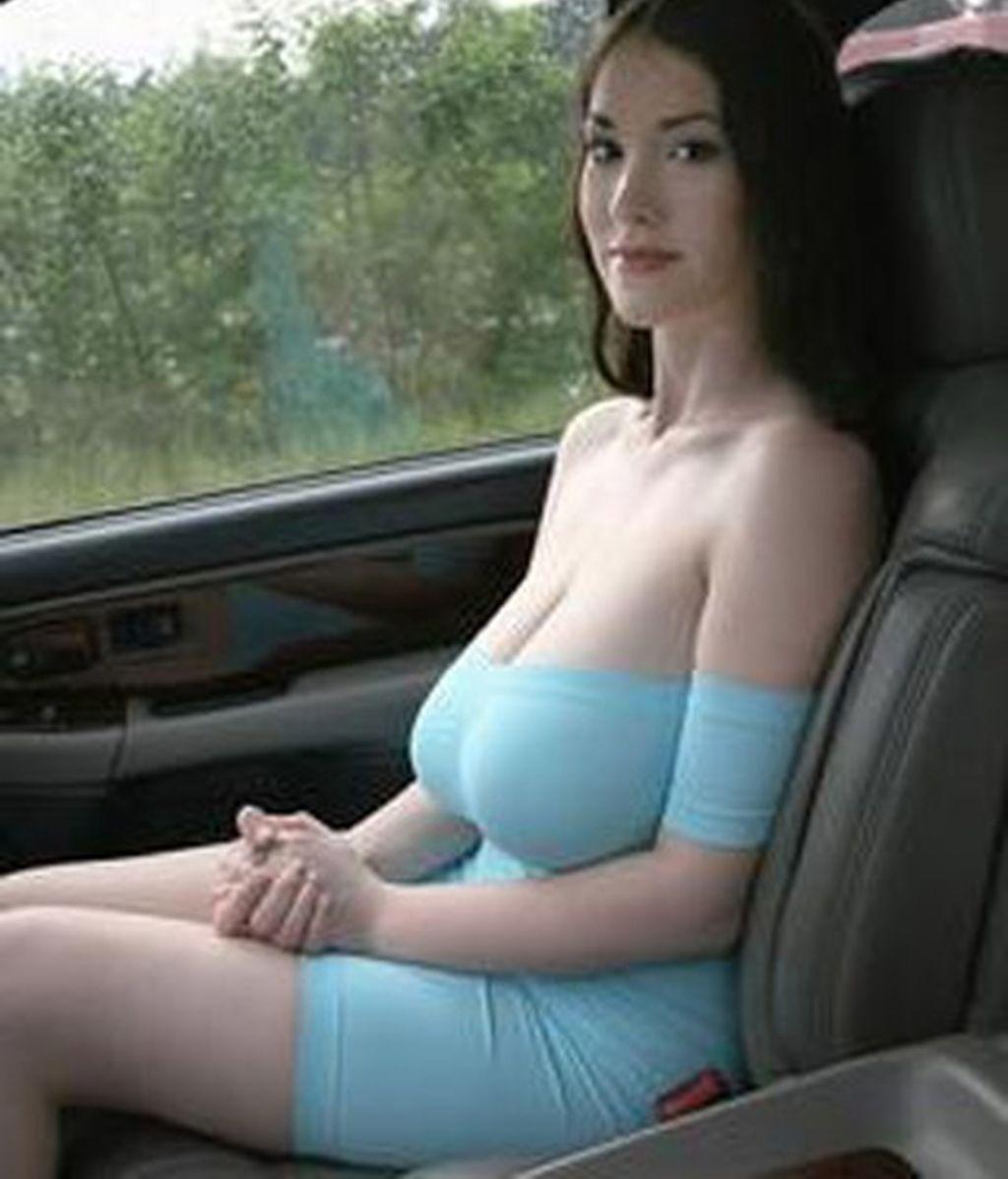 Una atrevida autoestopista. Foto: ThePsichologyToday.com