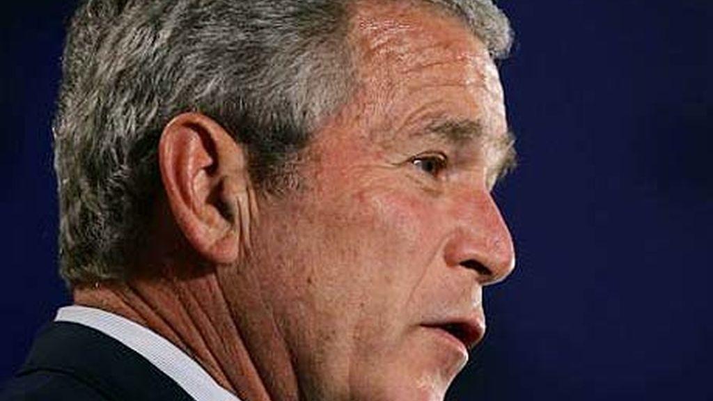 Bush advierte a Brown sobre la retirada de las tropas de Irak