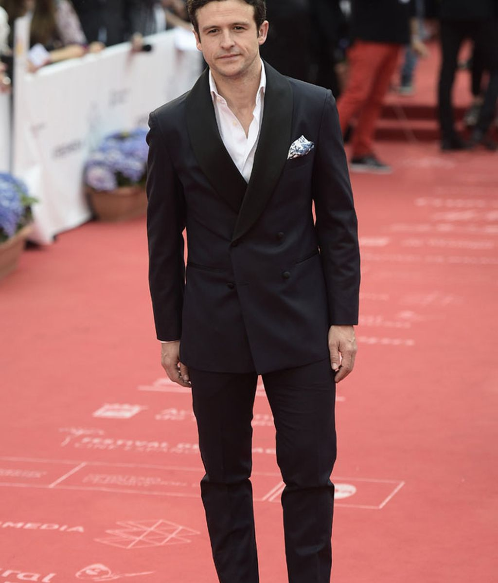Diego Martin, sin corbata ni pajarita