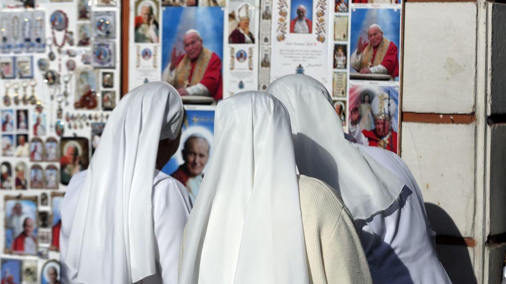 Todo listo en el Vaticano