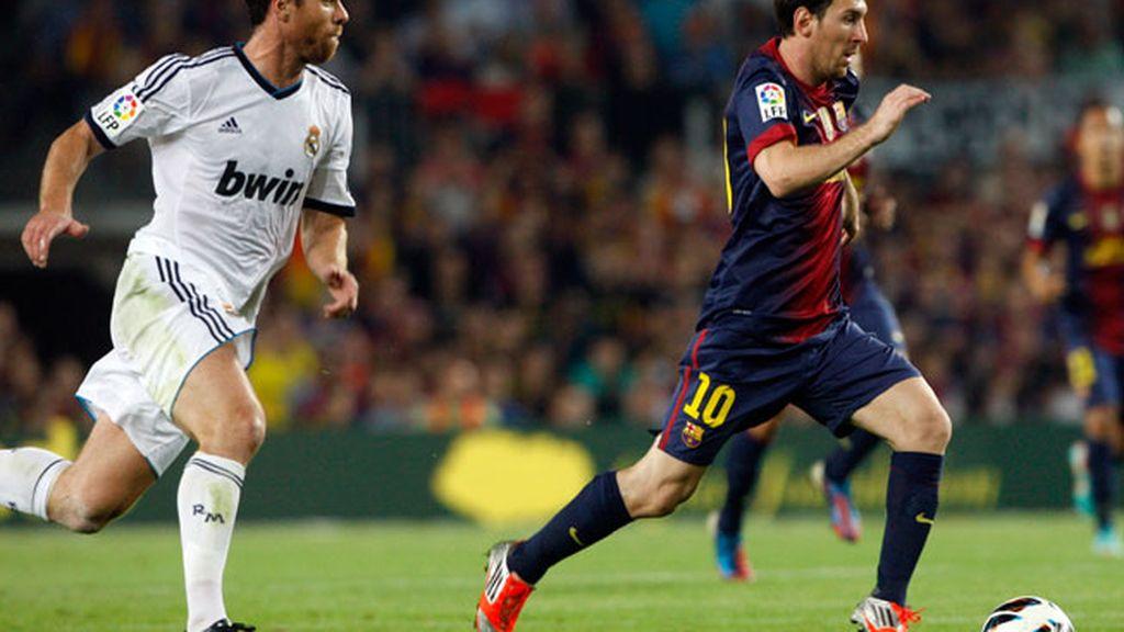 Messi a por el gol