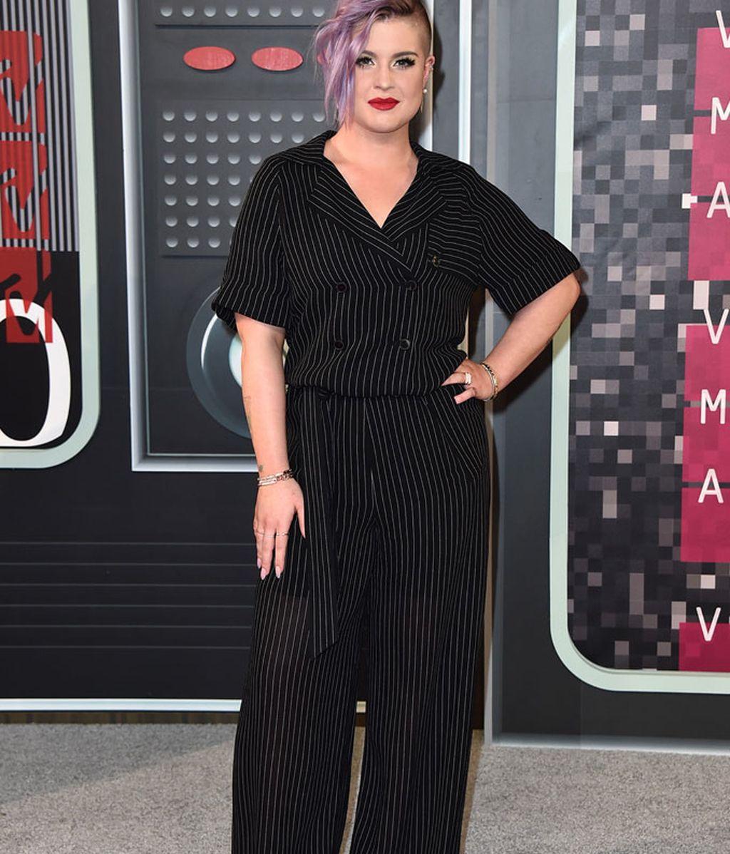 Kelly Osbourne de C. Rousseau en los MTV
