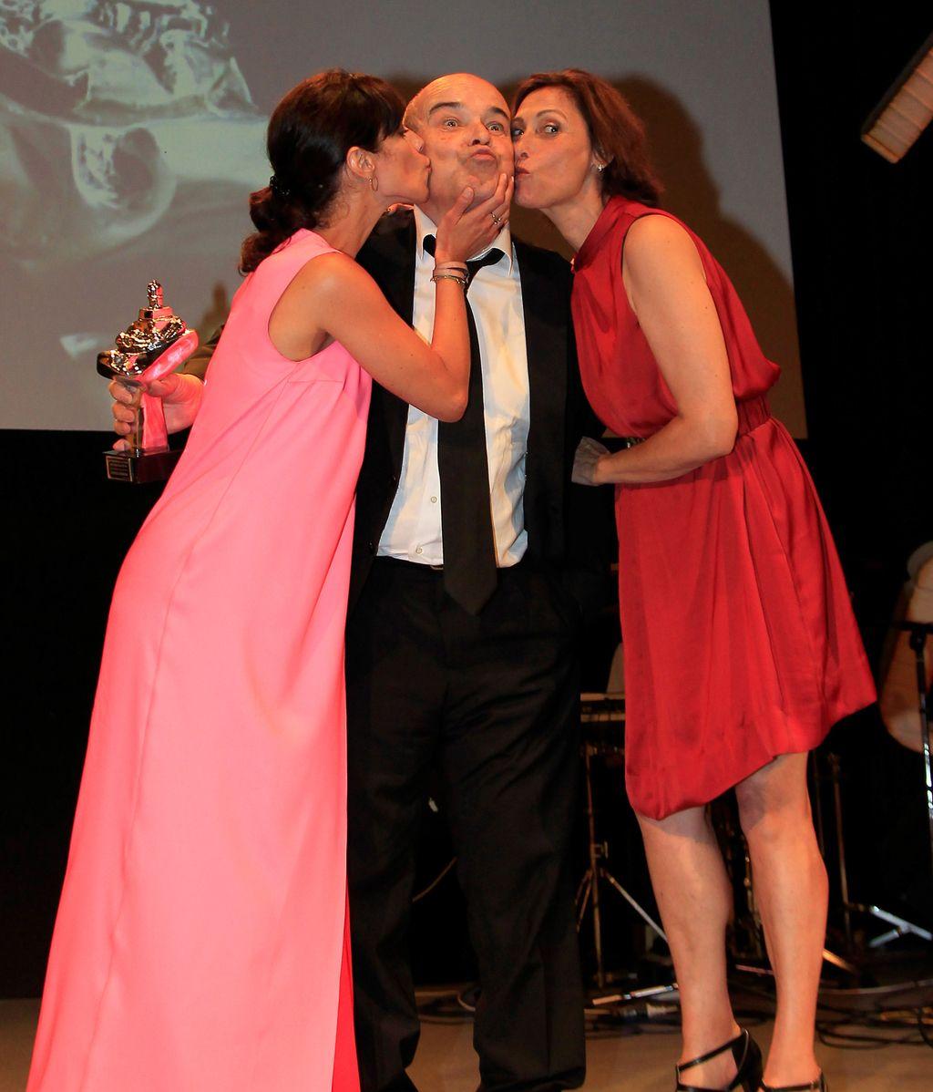 Antonio Resines recoge su Faro Homenaje