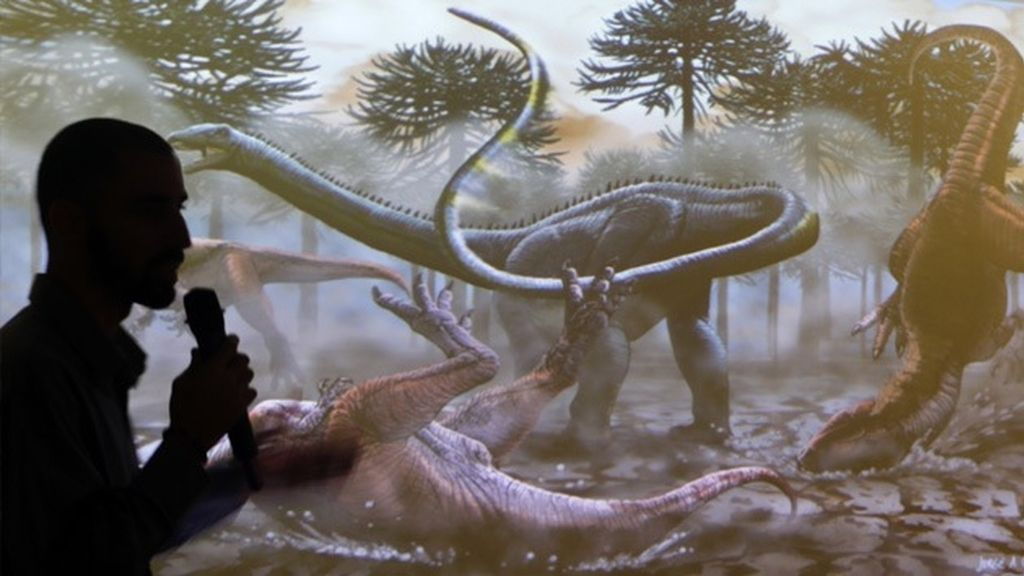 Un estudio confirma que la sangre de los dinosaurios no era ni fría ni caliente