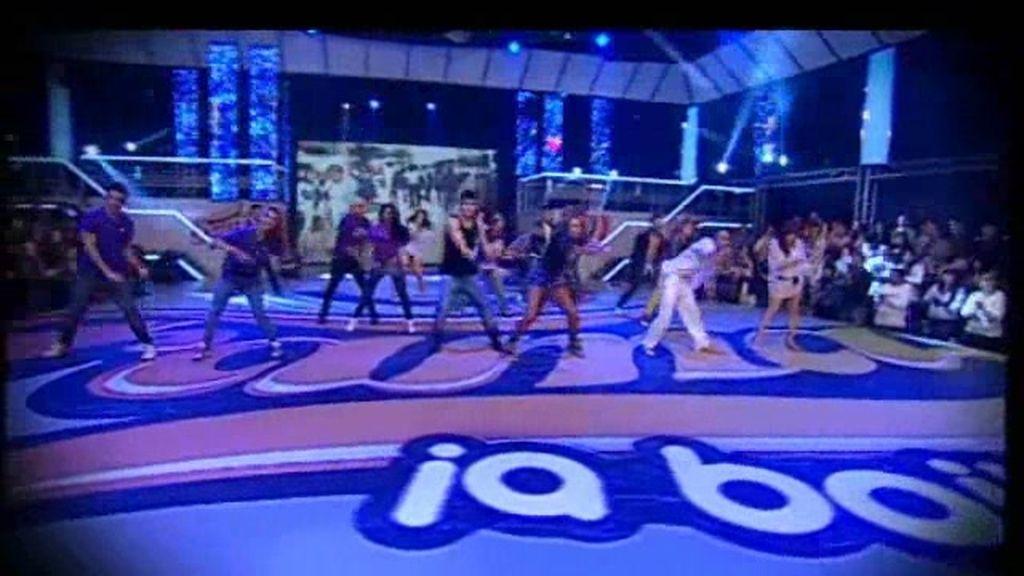 Promo Fama ¡A bailar!