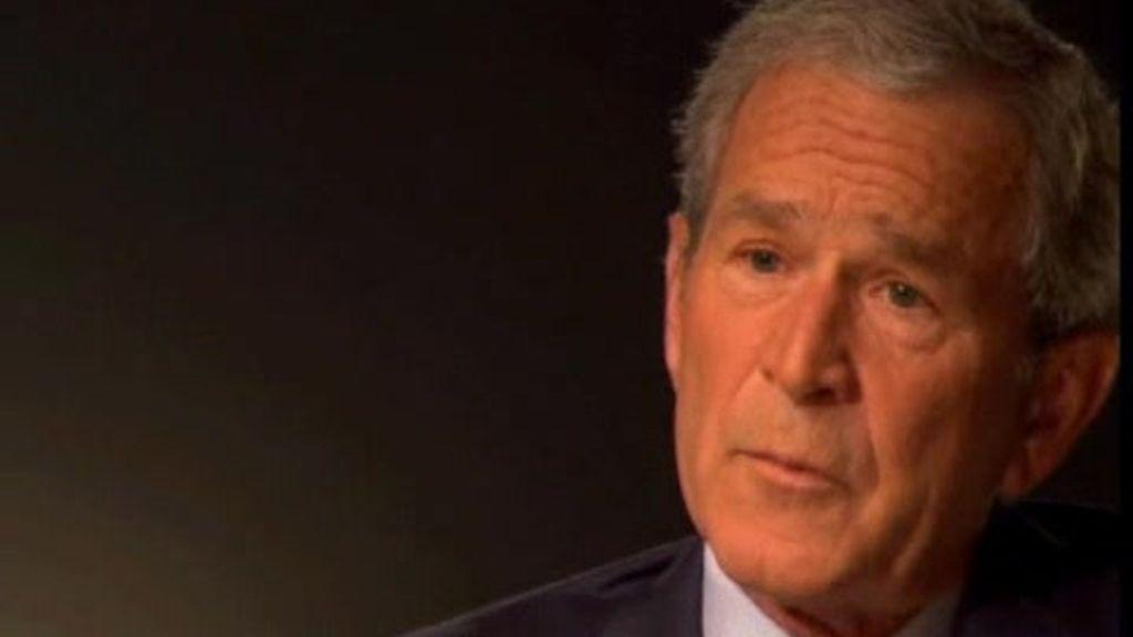 Las memorias de George Bush