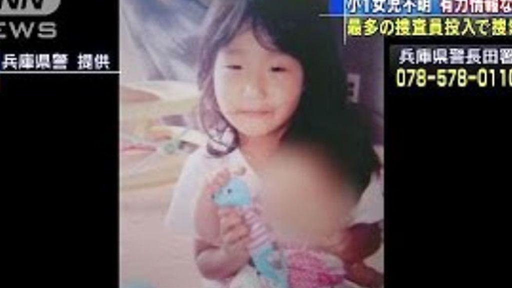 niña, japon, descuartizada