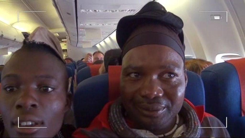 El vuelo más loco con las tribus