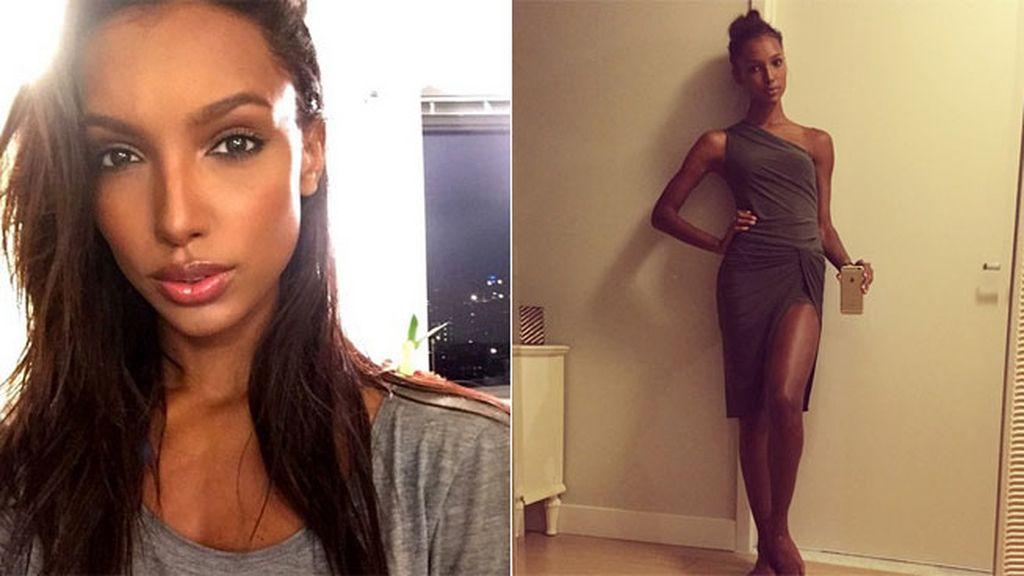 Jasmine Tookes, californiana, 24 años e hija de una estilista de celebrities