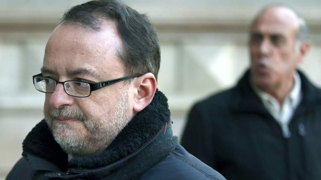 El exdiputado y exsecretario de Organización del PSC, Daniel Fernández