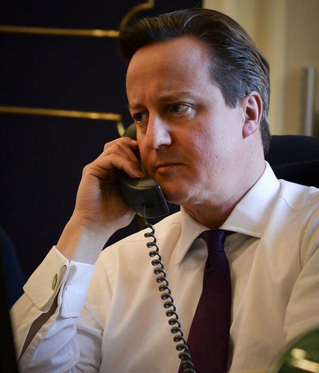 Twitter se burla de David Cameron