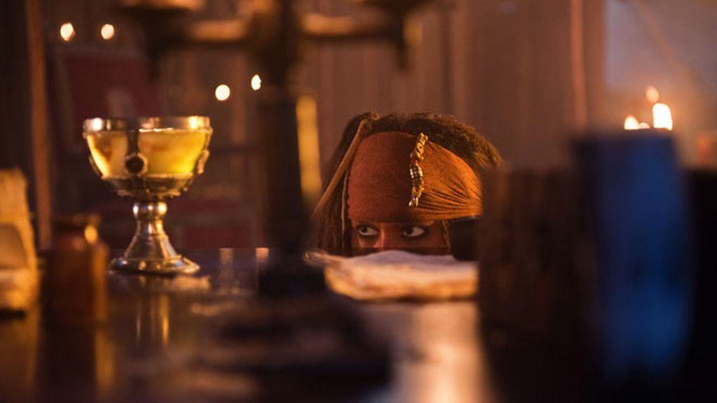 Nuevas fotos de la Penélope pirata
