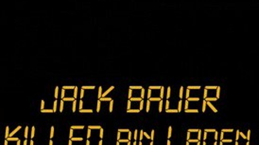 Jack Bauer mató a Bon Laden