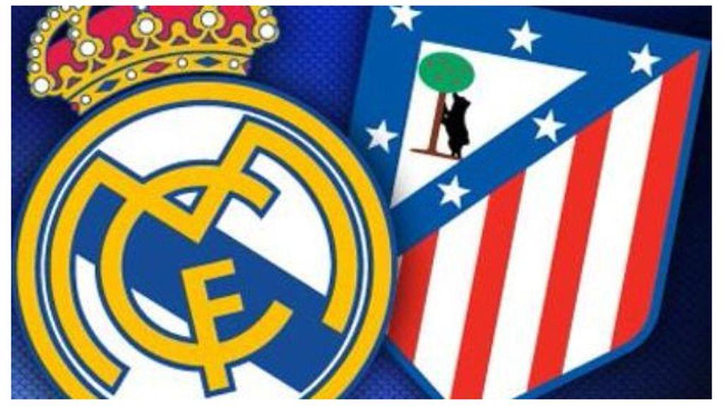 Atlético de Madrid y Real Madrid