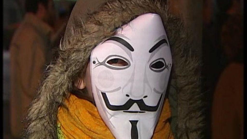 Se hacen llamar Anonymous y dicen ser una legión