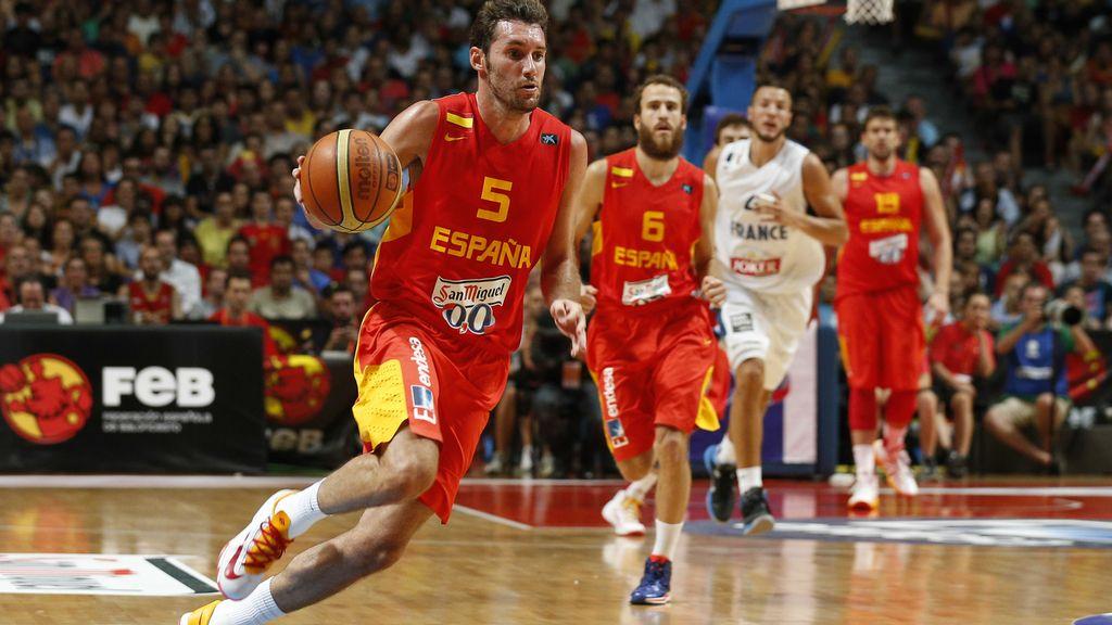 España, baloncesto