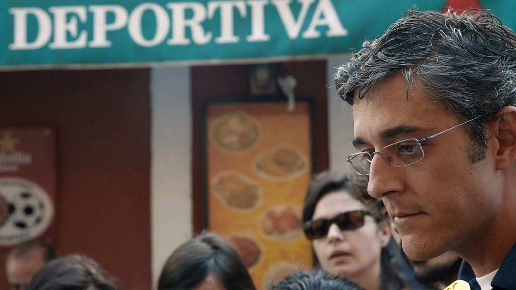 """Madina: Es """"completamente falso"""" que haya querido impugnar los avales de Pérez Tapias"""