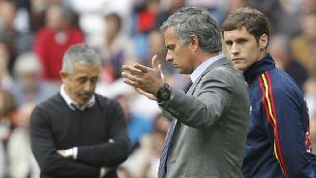 El Real Madrid se ha dejado media Liga. Foto: EFE