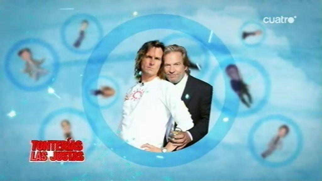 Fusión: Pocholo y Jeff Bridges, para solucionar la crisis