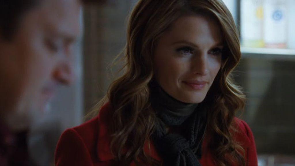 Castle y Beckett se cuelan entre bambalinas
