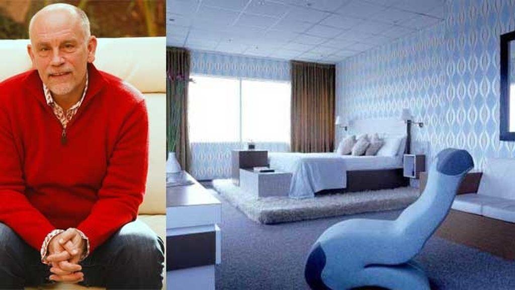 The big Sleep Hotel, en Cardiff. El hotel urbano de John Malkovich