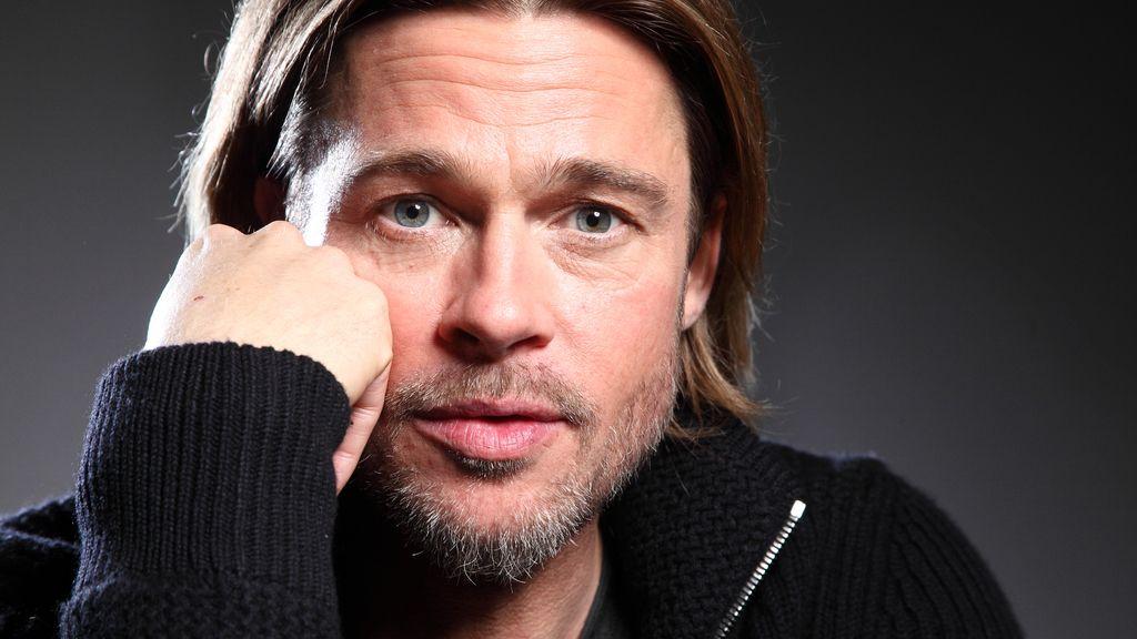 El lado humano de Brad Pitt