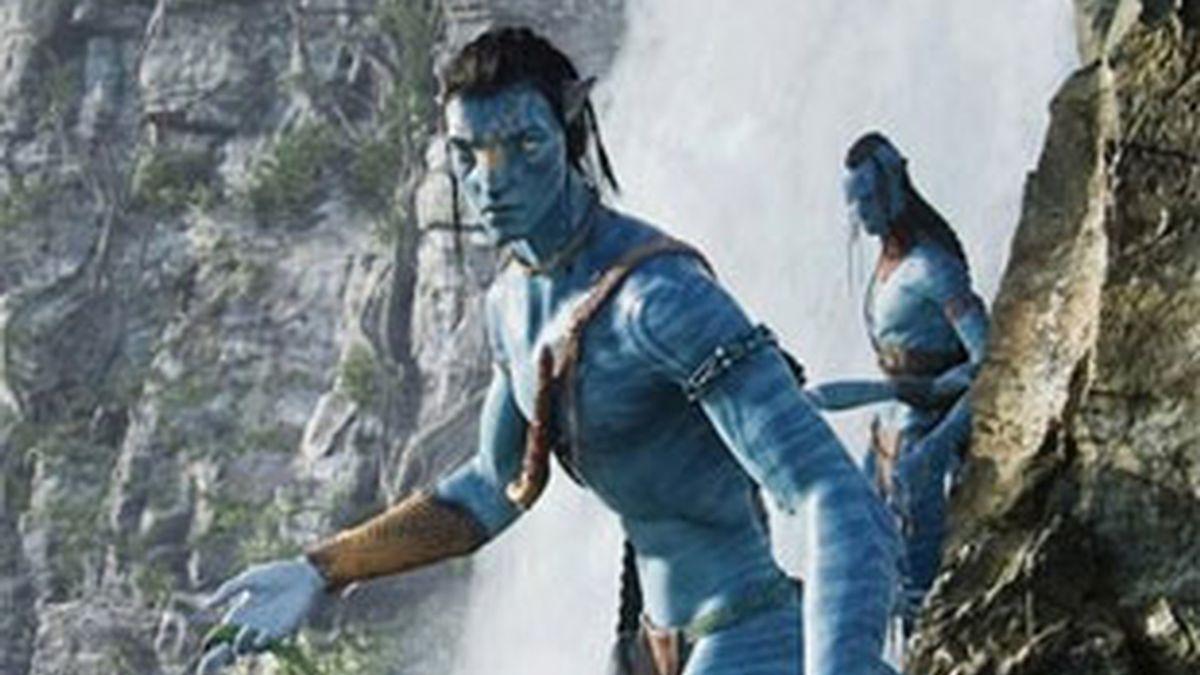 Los fans de Avatar piden al creador del idioma Na'vi la gramática completa para poder hablarlo. Foto: EFE.