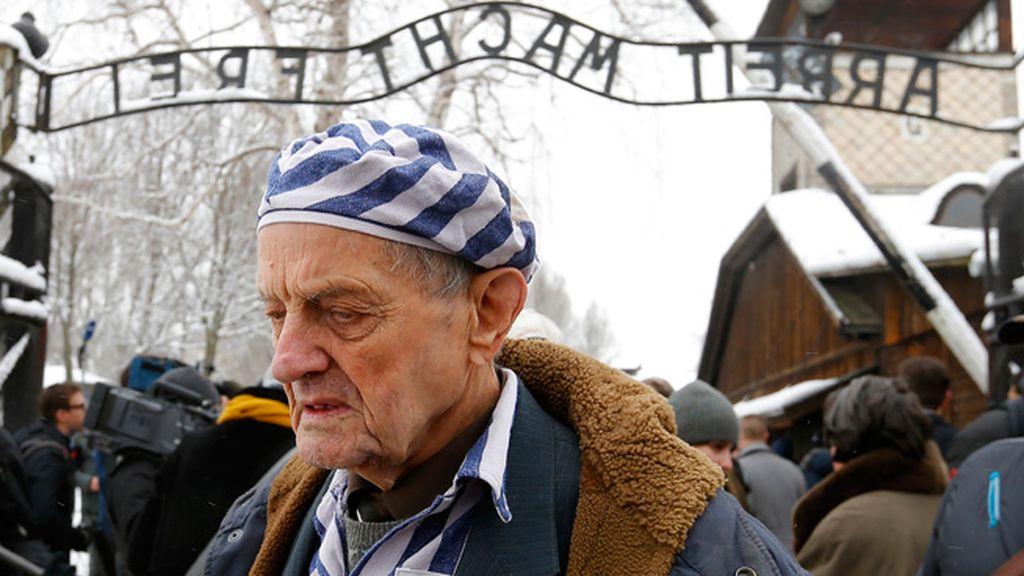 Igor Malicki, uno de los polacos supervivientes