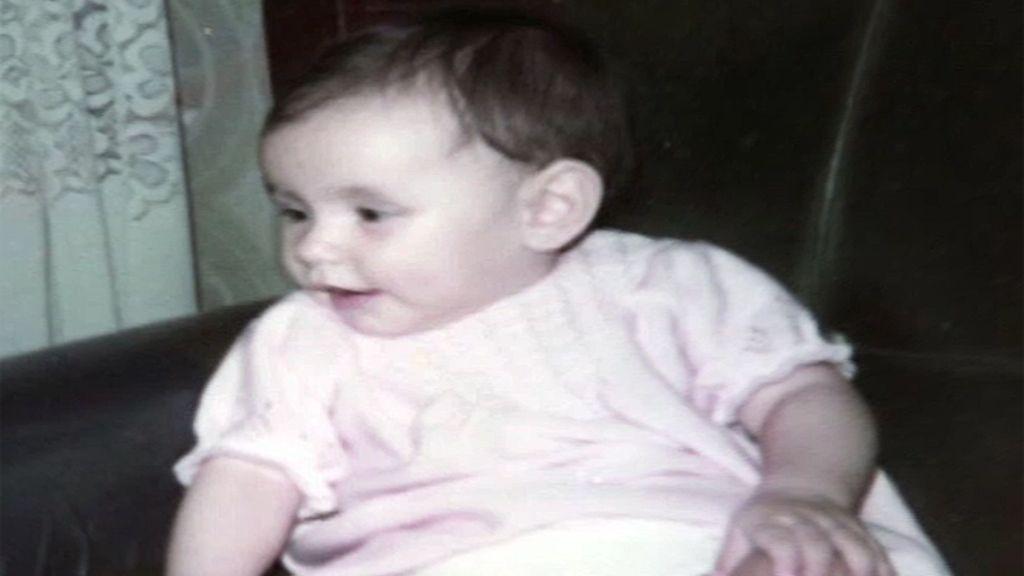 Olga, un bebé de '¡Allá Tú!'