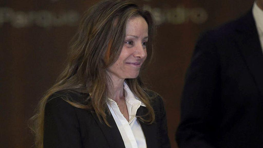 Miriam Ungría ha sido un ejemplo de superación tras el accidente