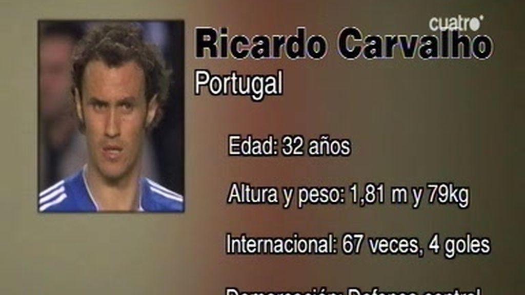 Carvalho, el primer regalo para Mourinho