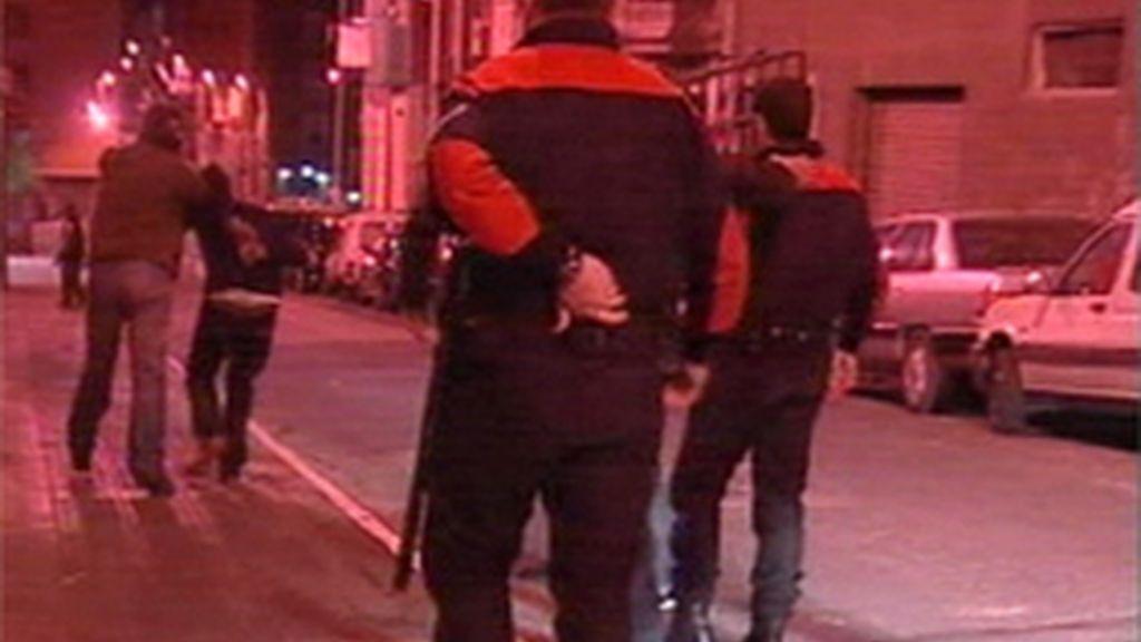 Islamistas detenidos en Bilbao
