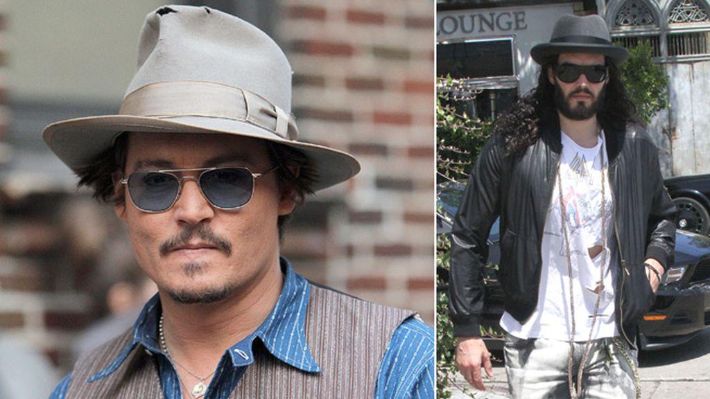 Los chicos también se apuntan a la moda de los sombreros