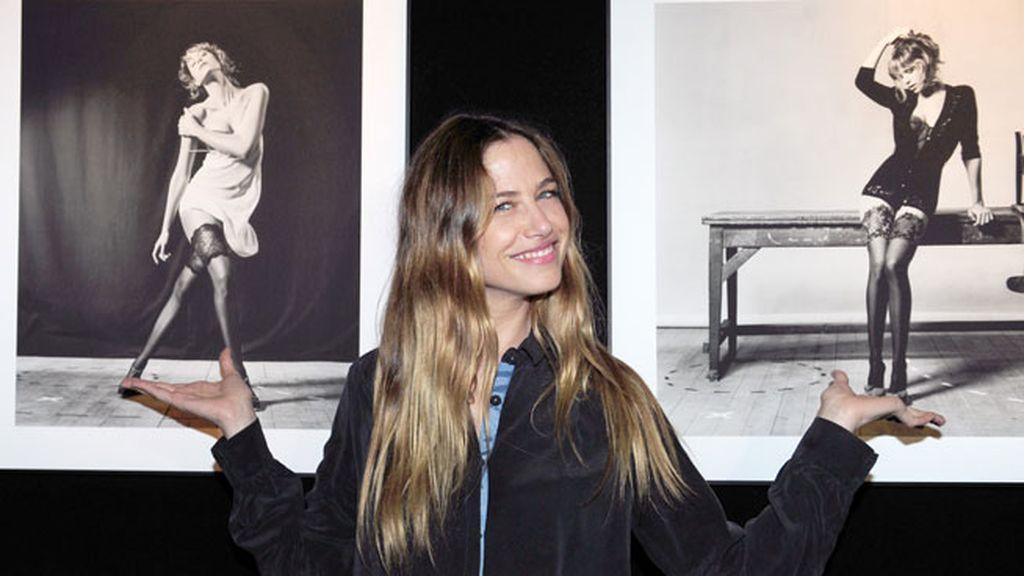 Martina Klein, una de las musas  de Jaume de Laiguana