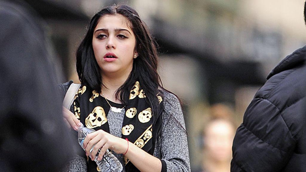 Lourdes, la hija de Madonna más rebelde que nunca