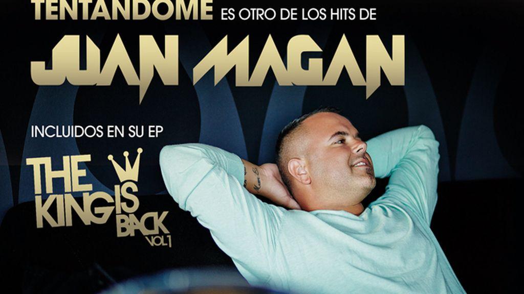 Juan Magán en Sálvame, Tentándome