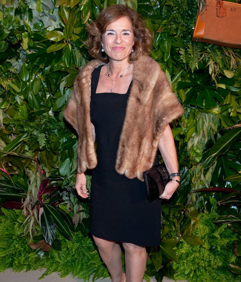 Loewe regresa a Madrid y reúne a Lomana y la Preysler