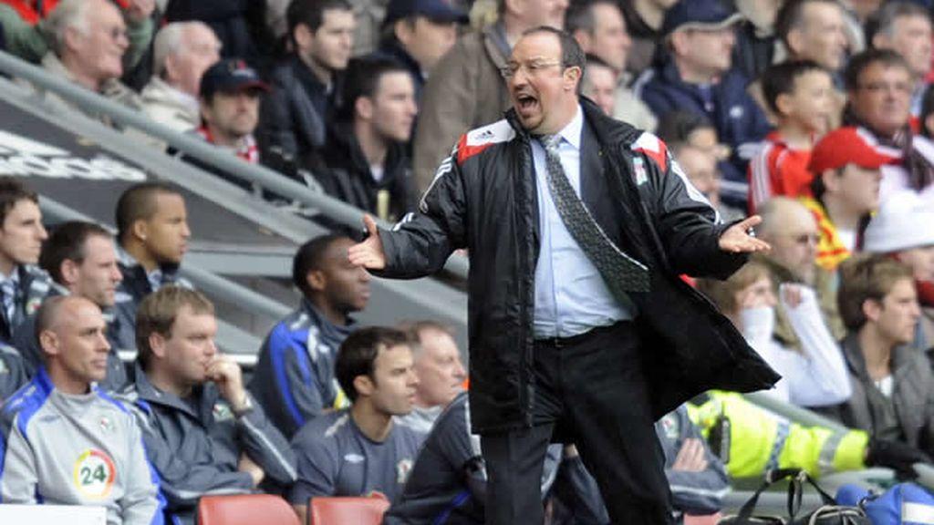 Rafa Benitez es el preferido por la afición